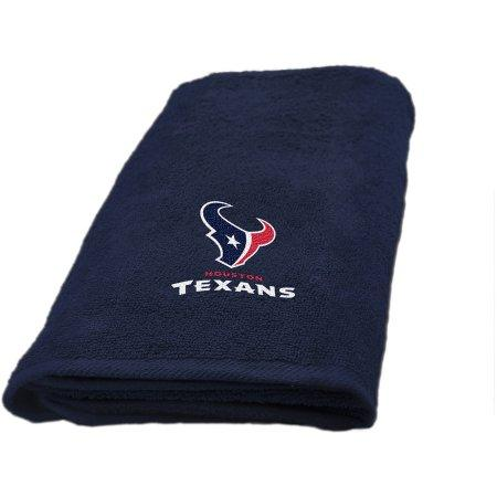 "NFL Houston Texans Decorative Bath Collection Fingertip Towel 11"" x 18"""