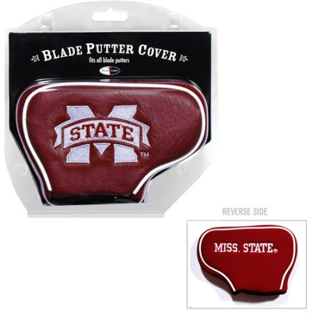 Team Golf NCAA Mississippi State Bulldogs Golf Blade Putter Cover