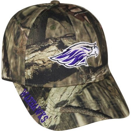 NCAA Men's Wisconsin Whitewater Warhawks Mossy Hat \ Cap