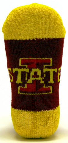 NCAA Iowa State Cyclones Baby Footie Socks