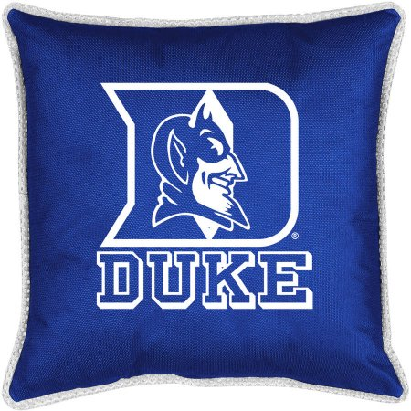 NCAA Duke University Sidelines Toss Pillow