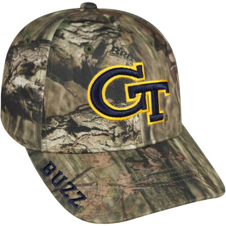 NCAA Men's Georgia Tech Yellow Jackets Mossy Hat \ Cap