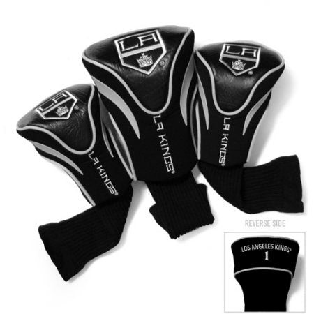 NHL Los Angeles Kings 3 Pack Contour Head Covers