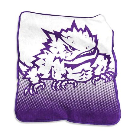 TCU Raschel Throw