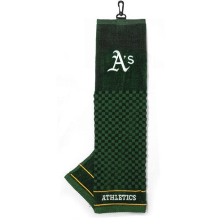 MLB Oakland Athletics Embroidered Golf Towel