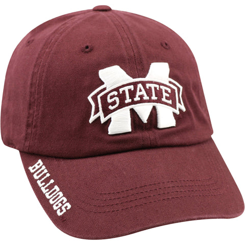 NCAA Men's Mississippi State Bulldogs Home Adjustable Hat