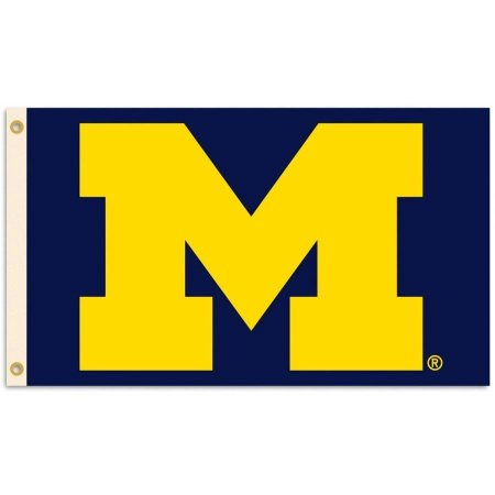 NCAA Michigan Wolverines 3'x5' Flag