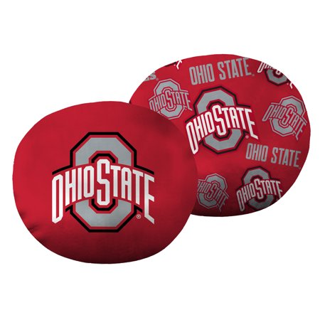"NCAA Ohio State Buckeyes 11"" Cloud Travel Pillow"