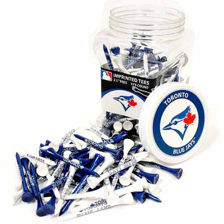 Team Golf MLB Toronto Blue Jays Jar of 175 Golf Tees