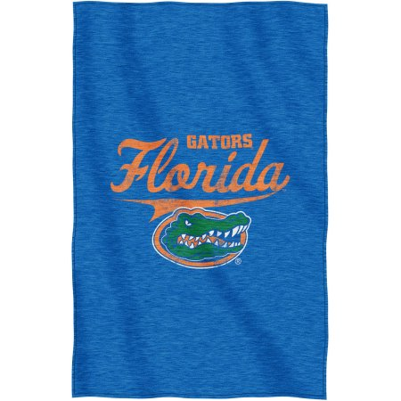 "NCAA Florida Gators ""Script"" 54"" x 84"" Sweatshirt Throw"