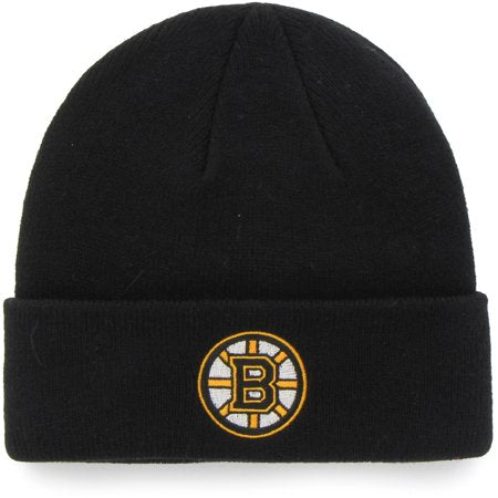 NHL Boston Bruins Mass Cuff Stocking Hat Beanie