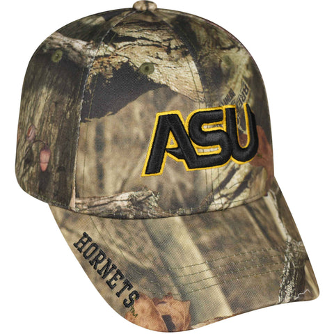 NCAA Men's Alabama State Hornets Mossy Hat \ Cap