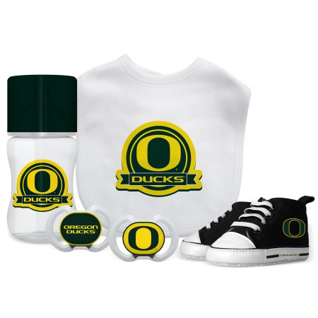 NCAA Oregon Ducks 5-Piece Baby Gift Set