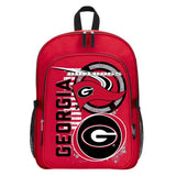 "Georgia Bulldogs ""Accelerator"" Backpack and Lunch Bag / Box Set"