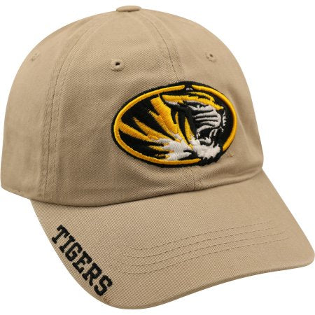 NCAA Men's Missouri Tigers Away Hat \ Cap