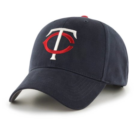 Fan Favorite - MLB Adjustable Hat / Cap - Minnesota Twins
