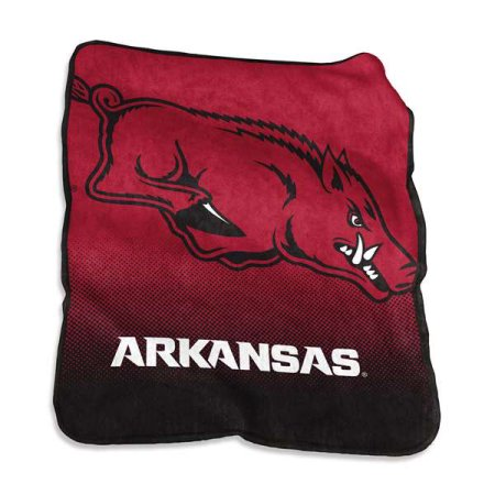 Arkansas Raschel Throw