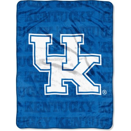 "Kentucky Wildcats 46"" x 60"" Micro Raschel Throw Blanket"