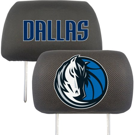 NBA Dallas Mavericks Headrest Covers