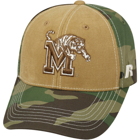 NCAA Memphis Tigers Mossy Baseball Adjustable Hat