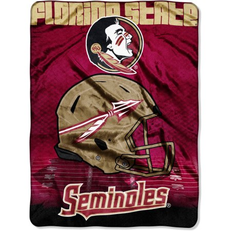 "Florida State Seminoles 60"" x 80"" Oversized Micro Raschel Throw Blanket"
