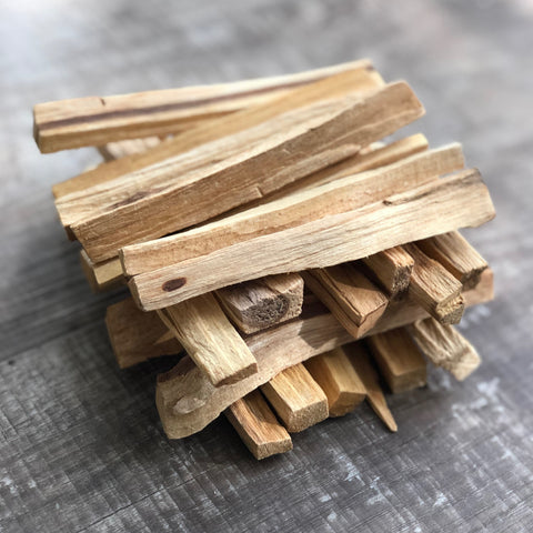 Palo Santo (2 pack) - The Goddess Box
