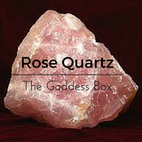 Rose Quartz Yoni Egg - The Goddess Box