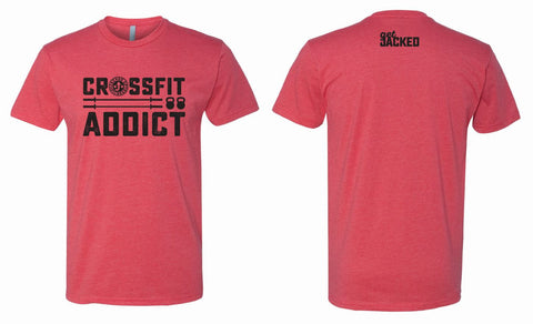CrossFit Addict Tee - Red