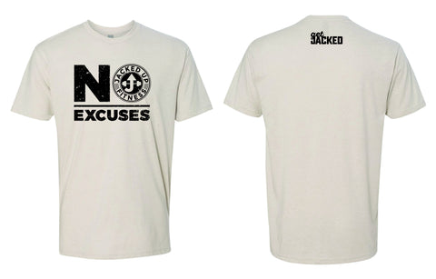 No Excuses T - Sand