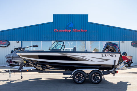 2021 Lund 1875 Tyee now In Stock! UNDER CONTRACT