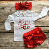 Bushel + Peck Valentine's Day T-Shirt or Bodysuit