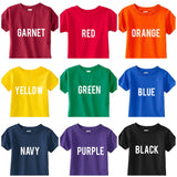 Customizable It's Game Day T-Shirt