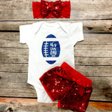 It's Game Day Baby Onesie or T-Shirt