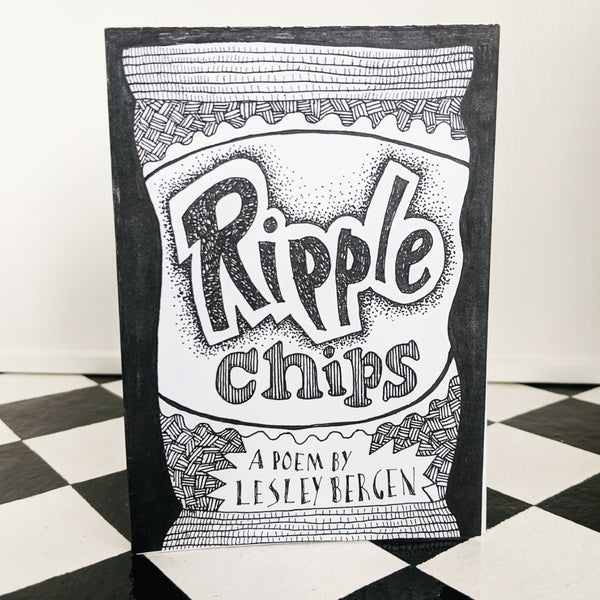 Ripple Chips - Two Toonie - Zine