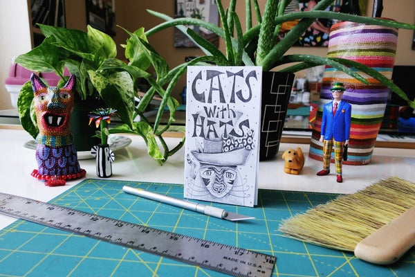 Cats with Hats Zine