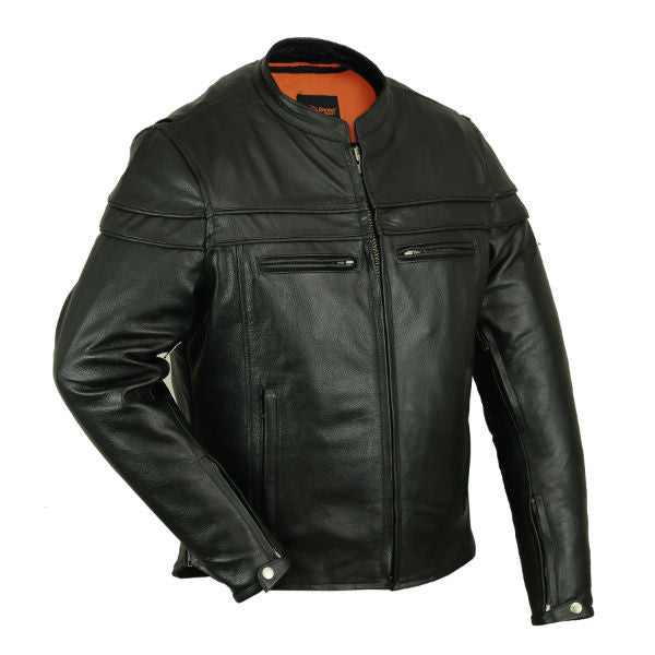 Sporty Scooter Jacket