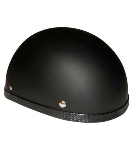 Novelty Eagle Rubber/ Matte Black - Non-DOT