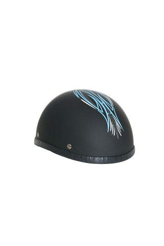Novelty Eagle Aqua Perewitz/Flat Black - Non - DOT