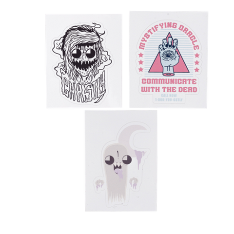 Ghastly Sticker Pack