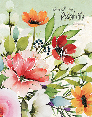 Dwell In Possibility Art Print