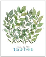 Together Inspirational Art