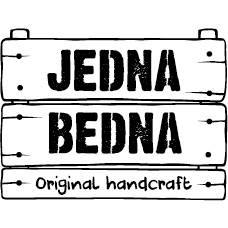 Jedna Bedna logo - Funky Dog Bow Ties