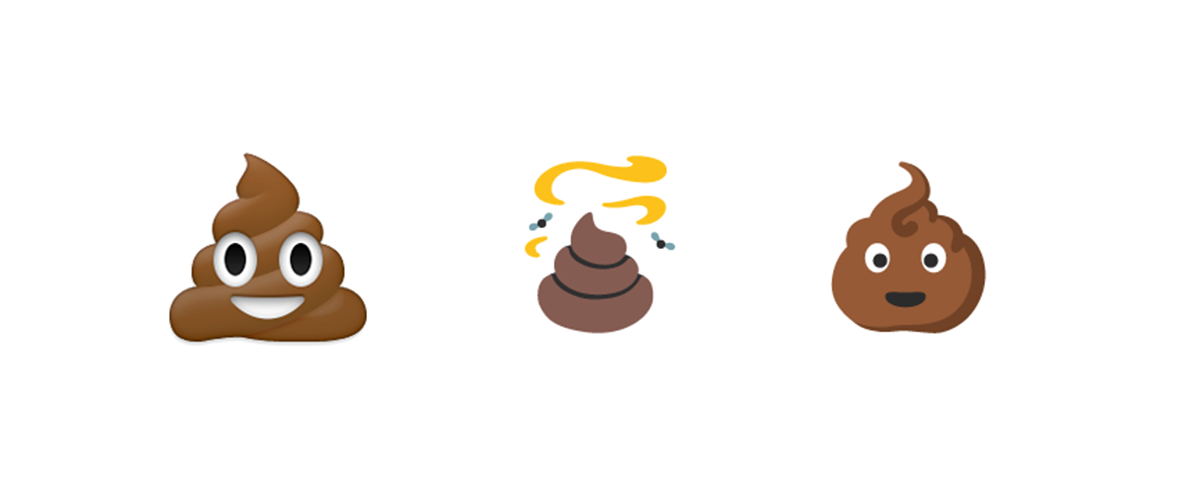The History of the Poop Emoji