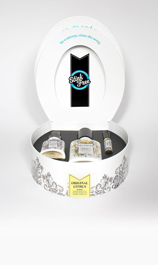 Potty Box Classic - Poo~Pourri - 1