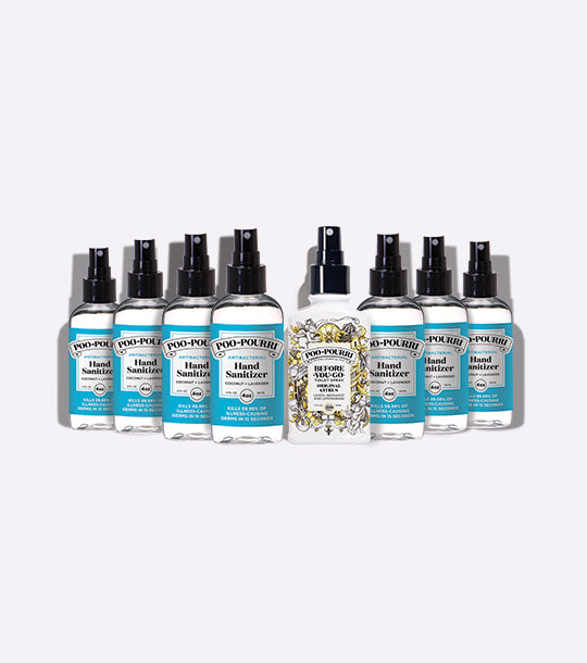 4oz Hand Sanitizer 7-Pack