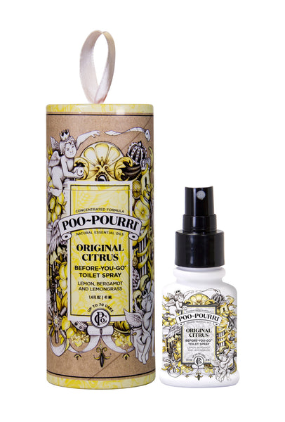 Original Citrus TP Tube Gift Set - Poo~Pourri - 2