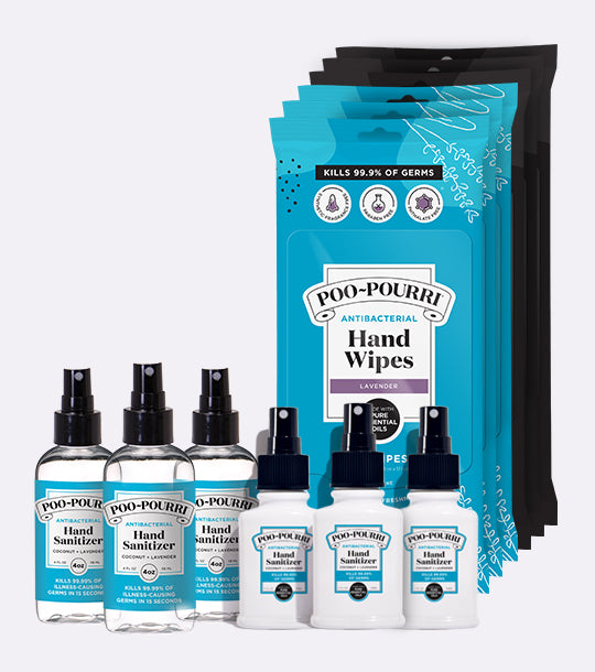 Ultimate Sanitizing Bundle