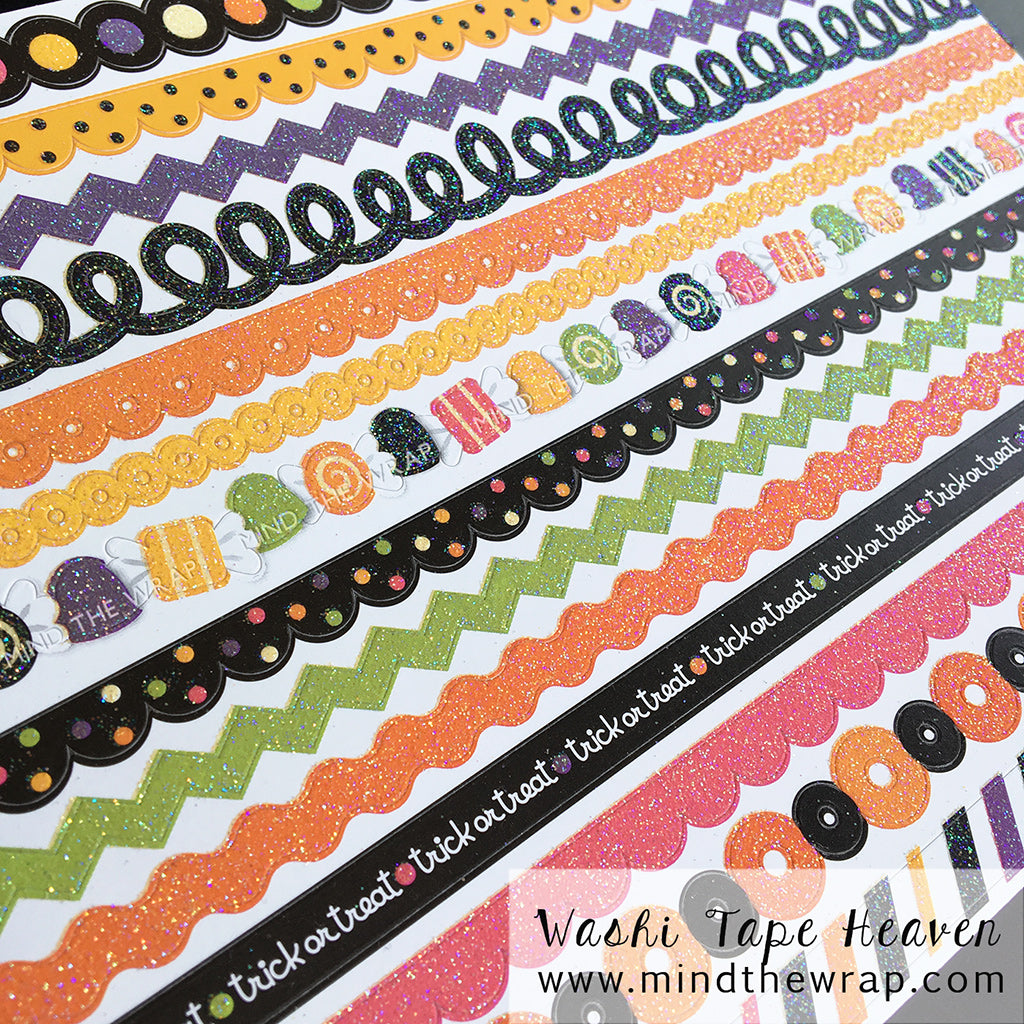 STICKERS FOR MAKE CARDS//CRAFTS  NEW 28X12 CM LACE BORDERS//GLITTER//CHRISTMAS
