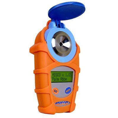 MISCO DEF-201 Palm Abbe Digital Refractometer, % DEF Urea Scale W/  ARMOR JACKET