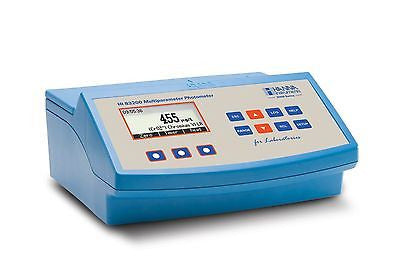 Hanna HI 83200-01: Multiparameter Photometer with up to 44 Measurement Methods